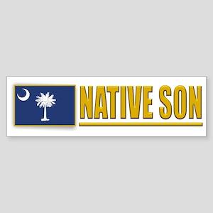 SC Native Son Bumpersticker
