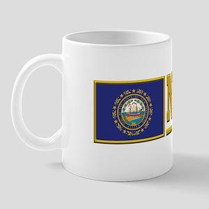 New Hampshire Native Mug