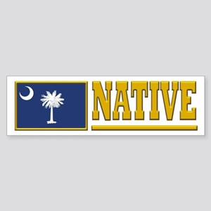 South Carolina Native Bumpersticker