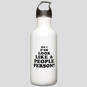 Rude People Person Stainless Water Bottle 1.0L