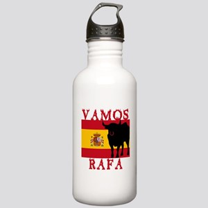 Vamos Rafa Tennis Stainless Water Bottle 1.0L