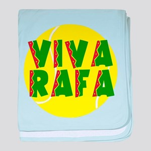 Viva Rafa baby blanket
