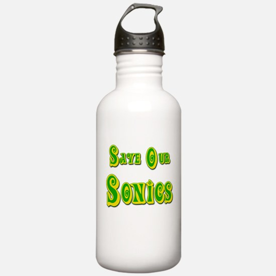 Unique Savion Water Bottle