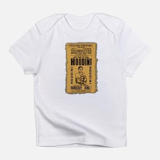 Vintage Houdini Poster Infant T-Shirt