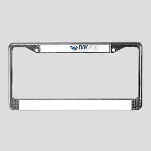 DAYSPUG License Plate Frame