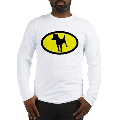 Patterdale Terrier Long Sleeve T-Shirt