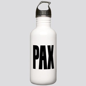 PAX Latin for Peace Stainless Water Bottle 1.0L