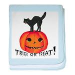 Kids' Halloween baby blanket