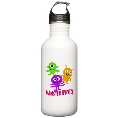 Monster Hunter with MONSTERS Stainless Water Bottl