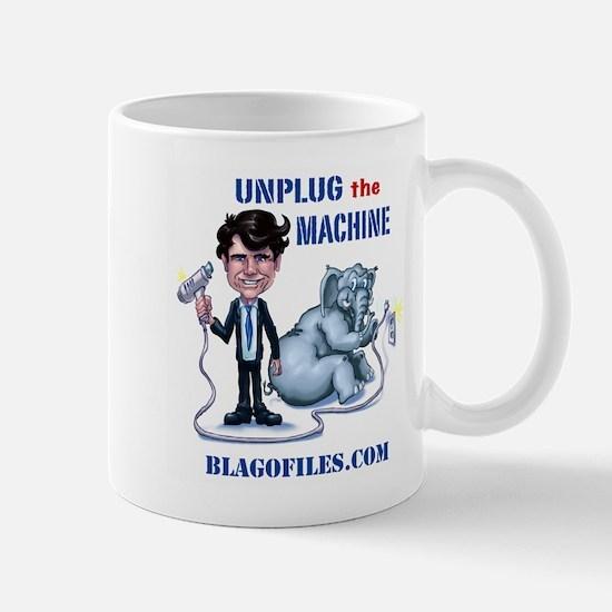 Unplug The Machine Mug
