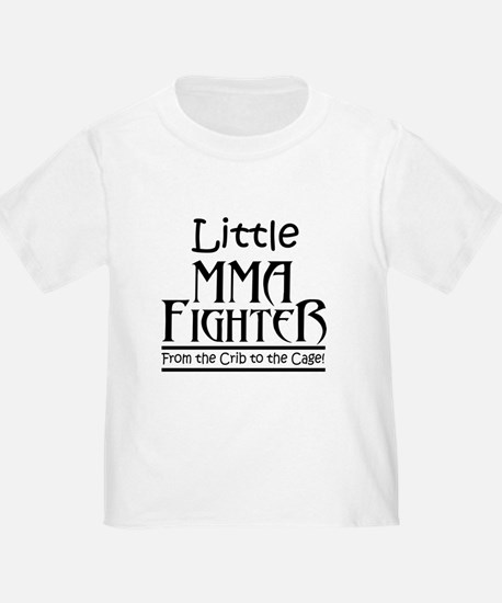Little MMA Fighter - Crib to T