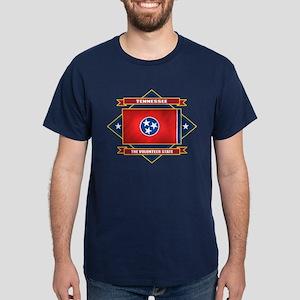 Tennessee Diamond Dark T-Shirt