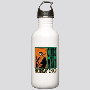 Cinco de Mayo Birthday Stainless Water Bottle 1.0L