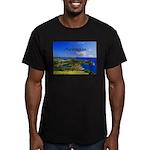 Antigua Men's Fitted T-Shirt (dark)