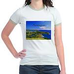 Antigua Jr. Ringer T-Shirt