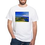 Antigua White T-Shirt