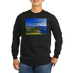 Antigua Long Sleeve Dark T-Shirt