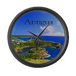 Antigua Large Wall Clock