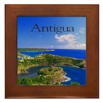 Antigua Framed Tile