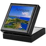 Antigua Keepsake Box