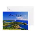 Antigua Greeting Cards (Pk of 10)