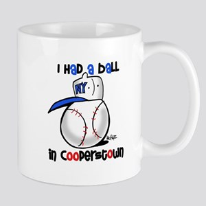 I had a Ball in Cooperstown Mug