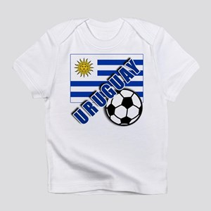URUGUAY Soccer Team Infant T-Shirt