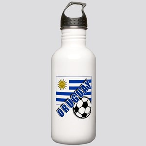 URUGUAY Soccer Team Stainless Water Bottle 1.0L
