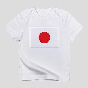 Rising Sun Flag of Japan Infant T-Shirt