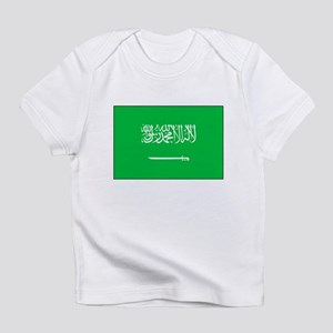 Saudi Arabian Flag Infant T-Shirt