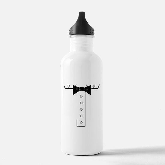 Tuxedo Top Water Bottle