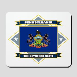 Pennsylvania Flag Mousepad