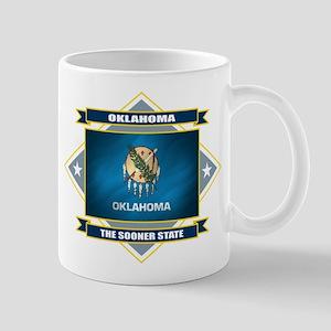 Oklahoma Flag Mug