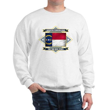 North Carolina Flag Sweatshirt