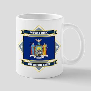 New York Flag Mug