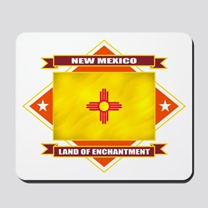 New Mexico Flag Mousepad
