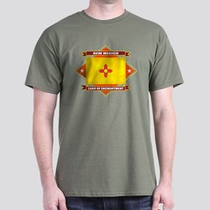 New Mexico Diamond Dark T-Shirt