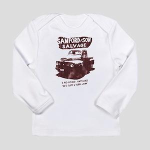 SANFORD & SON SALVAGE Long Sleeve Infant T-Shirt