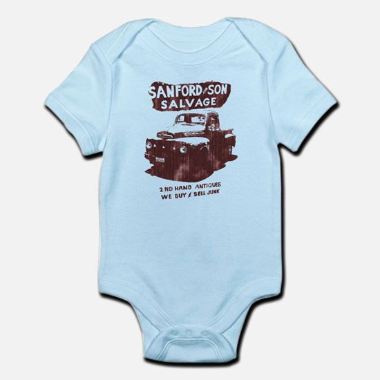 SANFORD & SON SALVAGE Infant Bodysuit