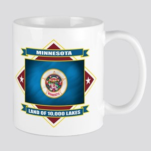 Minnesota Flag Mug