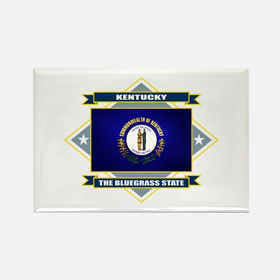 Kentucky Flag Rectangle Magnet
