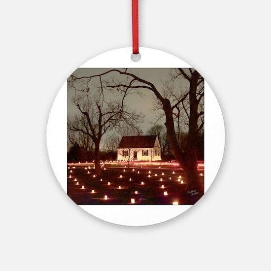 Dunker Church (10) Ornament (Round)