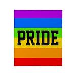 Pride Thing Throw Blanket