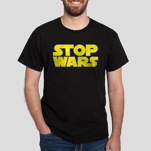 Stop Wars Dark T-Shirt