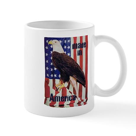 Made in America, Bald Eagle Mug
