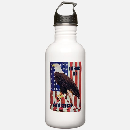 Made in America, Bald Eagle Water Bottle