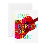 kuuma music select Greeting Card
