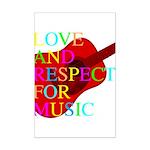 kuuma music select Mini Poster Print