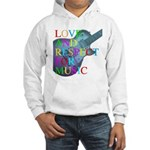 kuuma music select Hooded Sweatshirt
