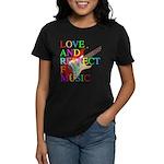 kuuma music select Women's Dark T-Shirt